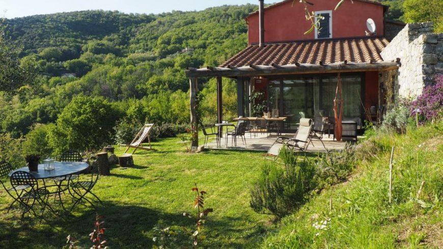 Organic Farm in Italy