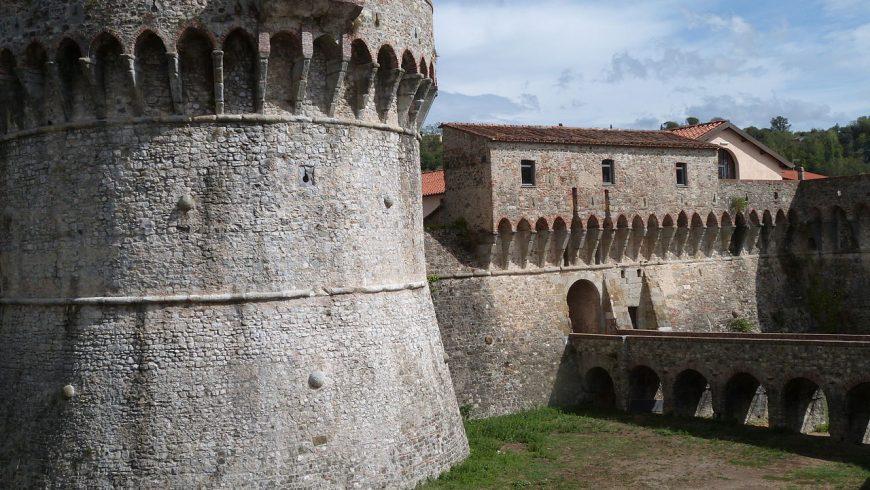 Firmafede Fortress, Liguria