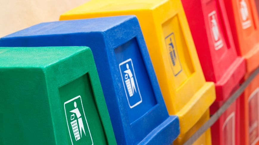 waste management actions for green events