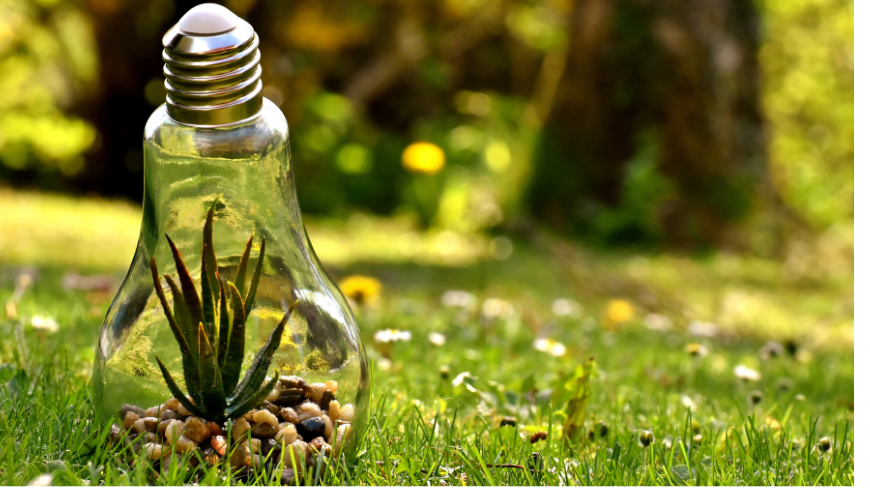 Save energy to reduce your impact