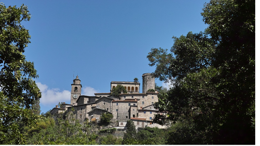 What to see in Lunigiana