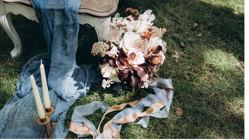 Your eco-chic wedding