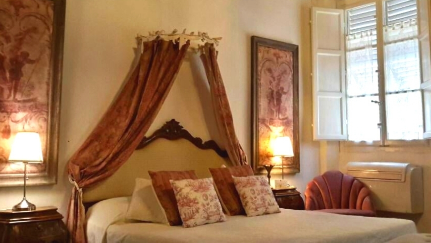 eco-friendly accommodation in lucca