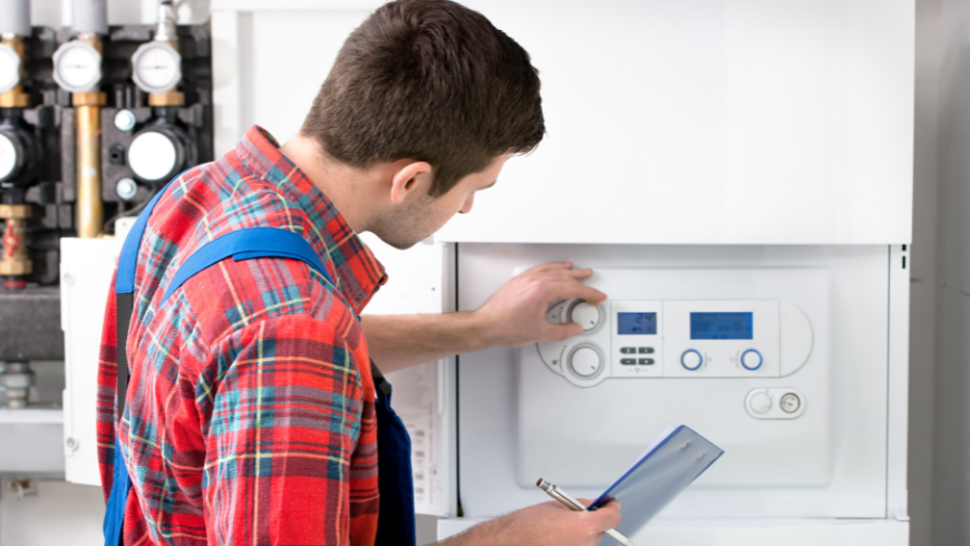 Inspect and Maintain Appliances