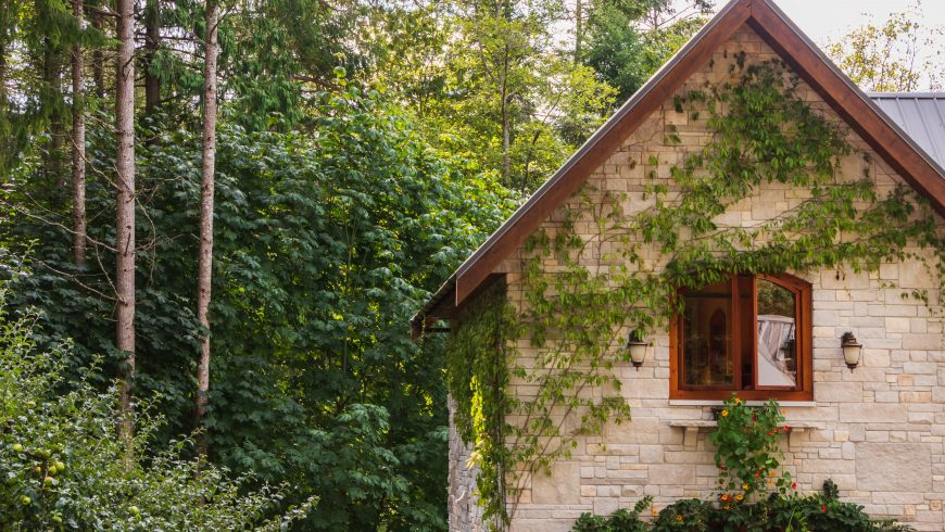 vacation rental sustainable