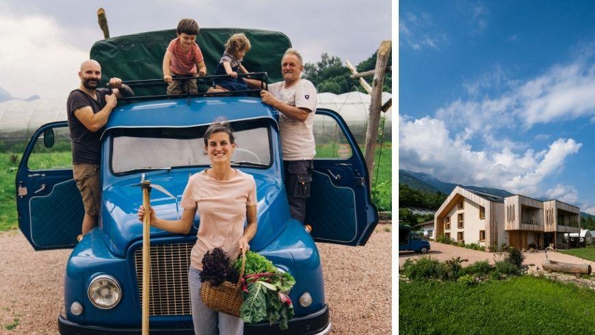 BLUM farmhouse: the owners