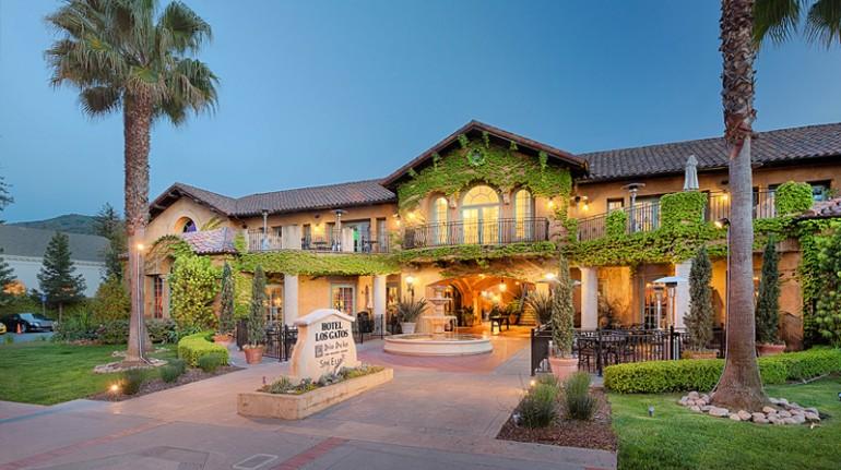 Los Gatos Hotel - California