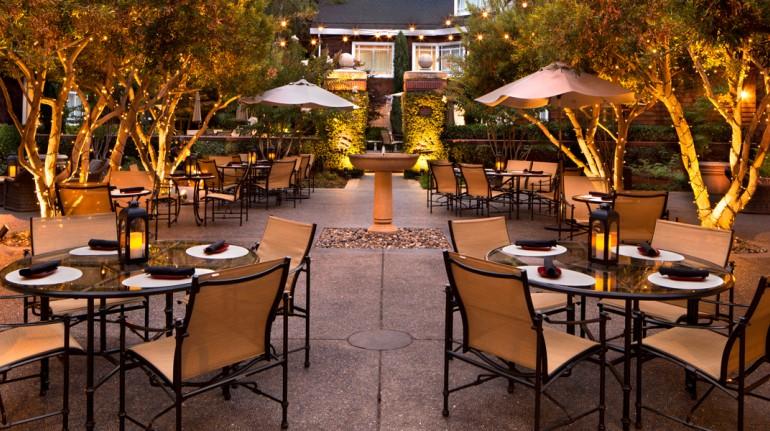 Stanford Park Hotel - California