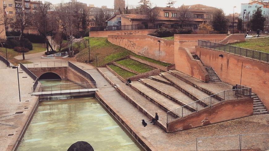 Cavaticcio Park in Bologna