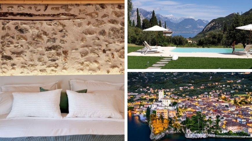 Eco hotel Lake of Garda, Italy