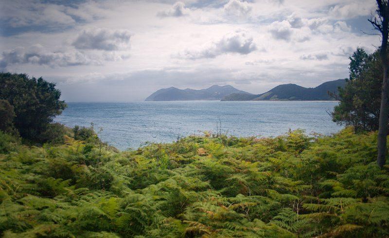 Itineraries green, nature