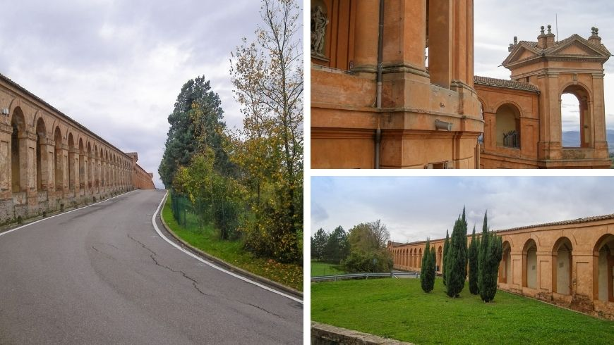 Porticoes of San Luca, Bologna