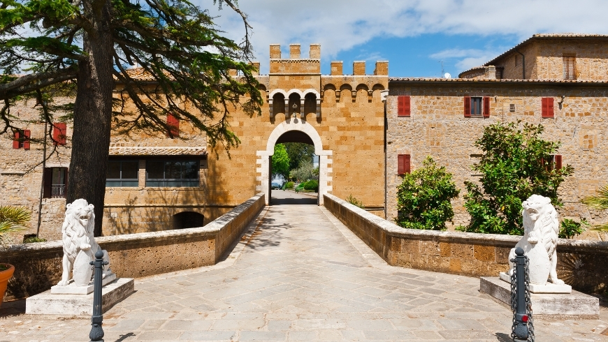 Castello di Montorio