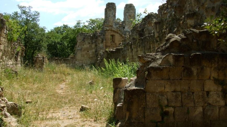 Vitozza the disappeared city in sorano