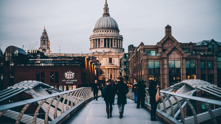 take a walk london