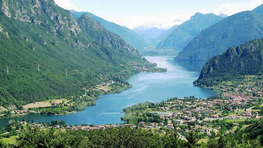Idro Lake - Brescian Valleys