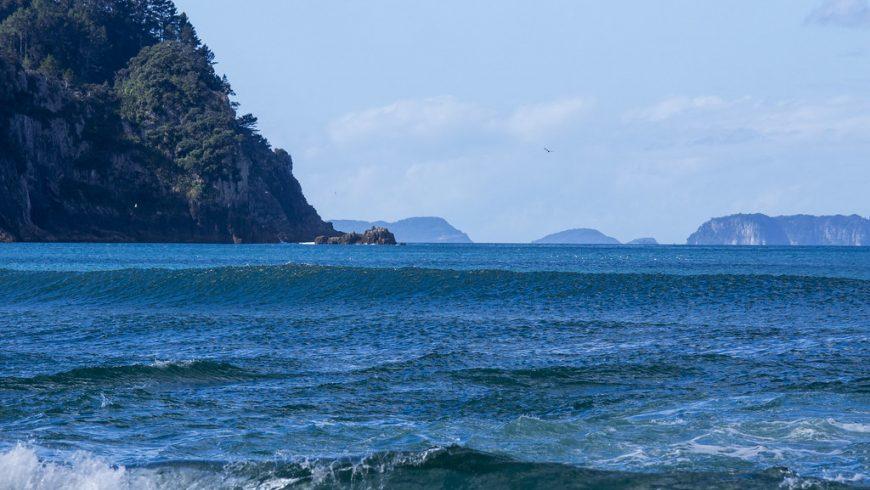 Hot Water Beach, NZ