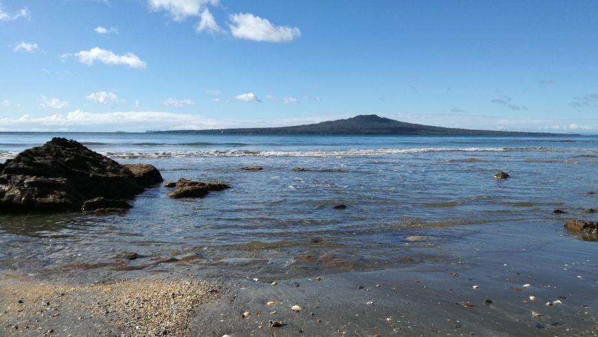 Takapuna beach, beaches New Zealand