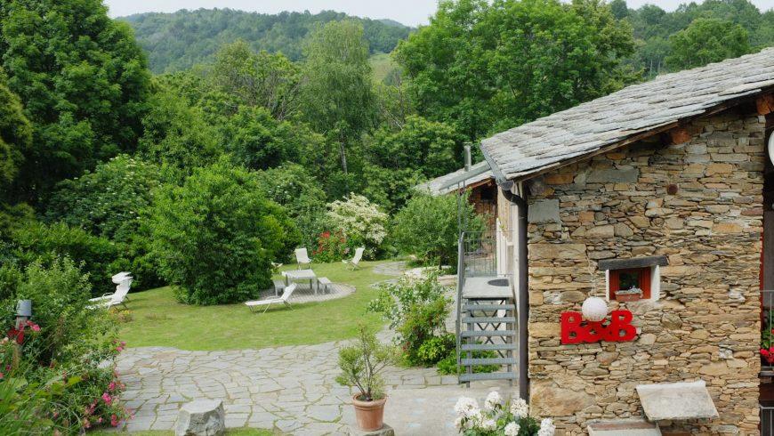 Casa Prayer, vegan stay in Val Pellice