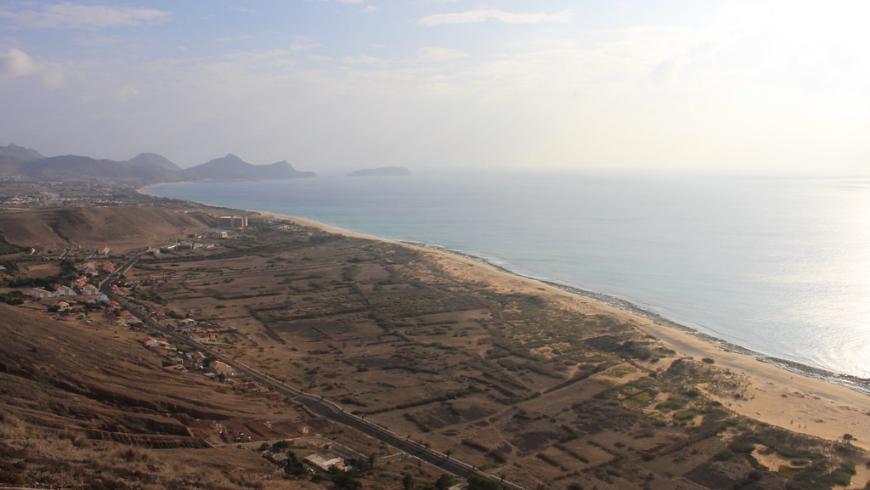 Porto Santo Island. Photo by Flickr.com