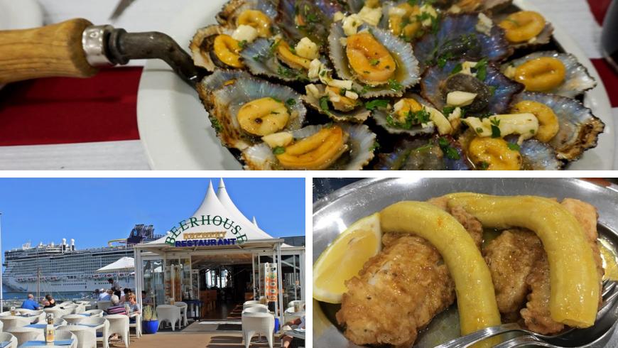 Restaurants in Madeira. Photos by tripadvisor.com