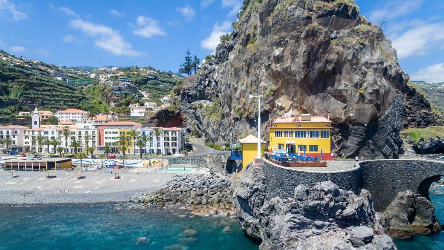 Ponta do Sol, Madeira. Photo by Flickr.com