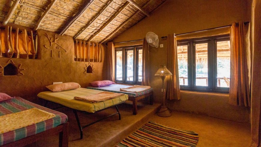 eco-accommodation in india, travel for the environment
