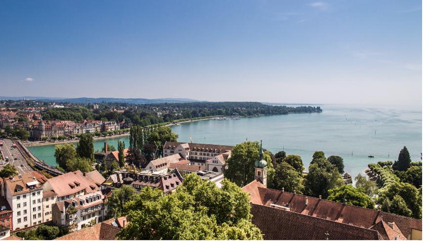 Lake Constance, Baden-Württemberg, Germany