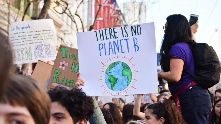 there is not a planet b