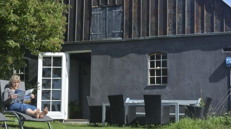 Farm life in Denmark