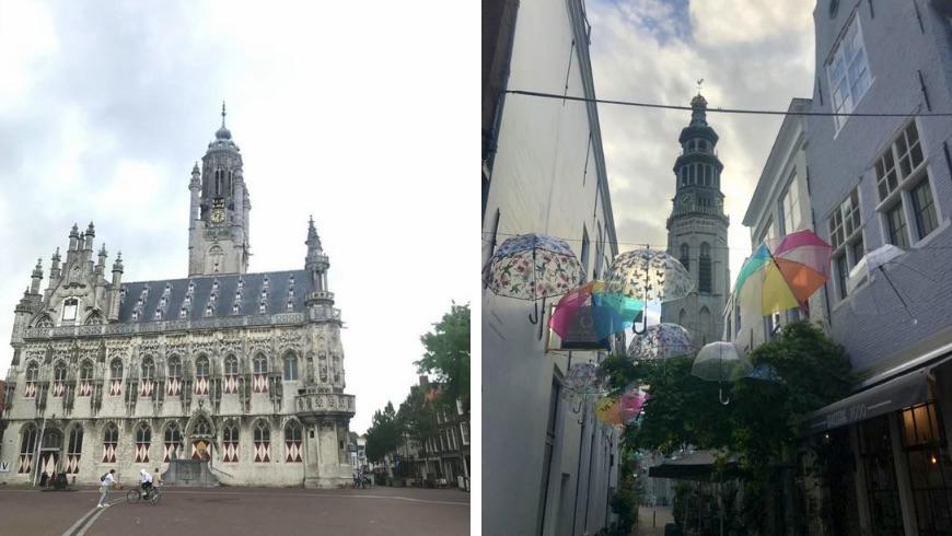 Middelburg Zeeland. Photo by Irene Paolinelli