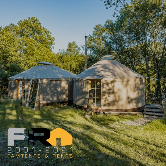 Yurts and Glamping Green Manufacturers