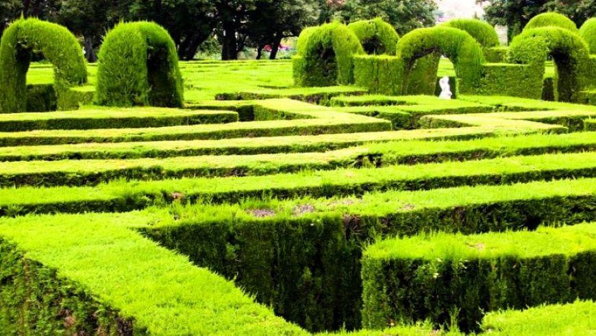 Undiscovered Barcelona: Horta Labyrinth-Park