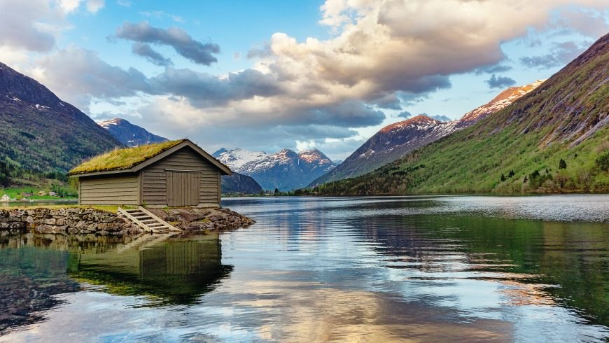 Norway, one of the best eco-tourism destinations in the world