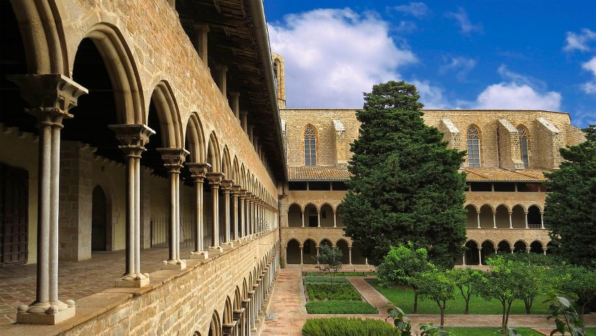 Undiscovered Barcelona: the Monastery of Pedralbes
