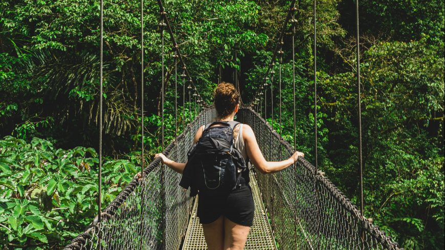 costa rica, an Eco-Friendly Traveling Destination for Students