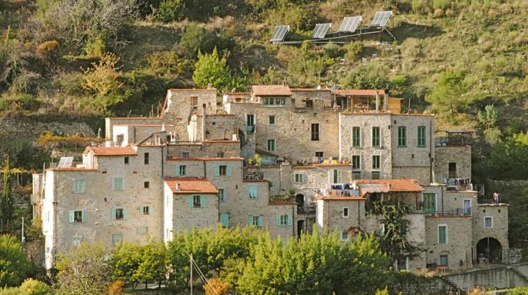 A community in western Liguria