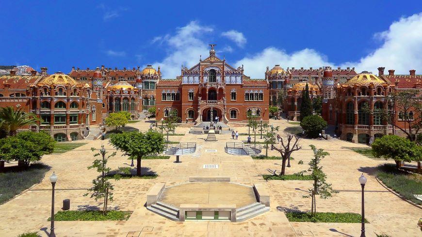 Undiscovered Barcelona: the modernist enclosure of Sant Pau