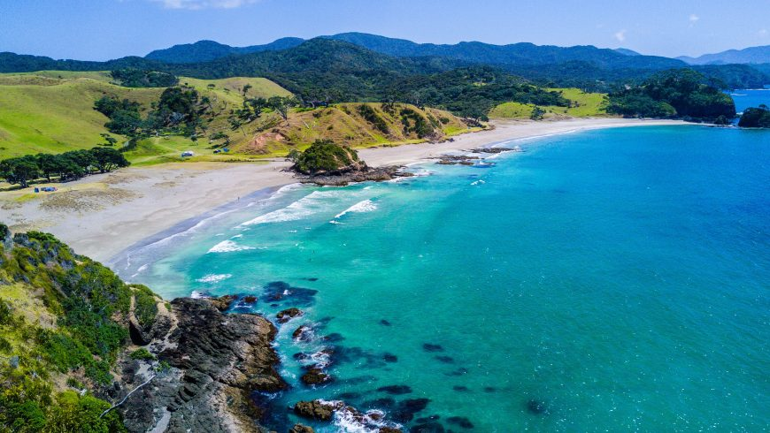 new zealand, one of the best Eco-Friendly Traveling Destinations in the world