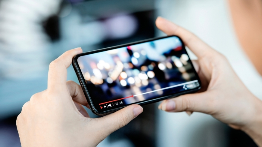 video to promote your event
