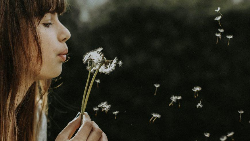 air quality, fresh air, nature, woman