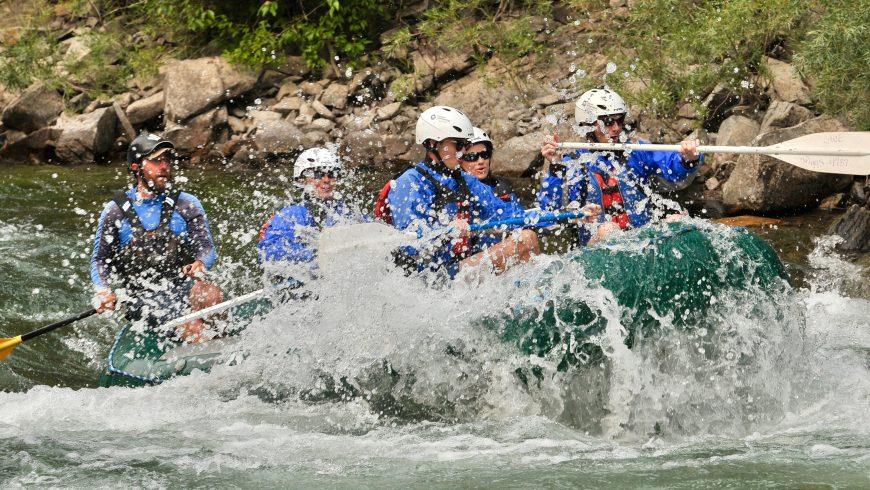 pollino national park rafting